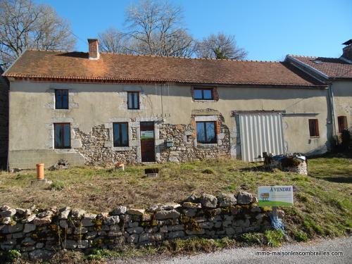 house, Dontreix, Creuse