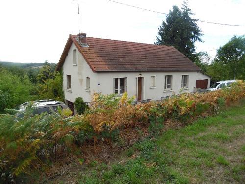 detached house, Bussière-Nouvelle, Creuse