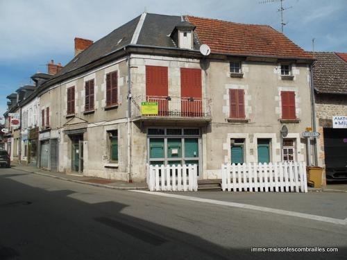 house, Chénérailles, Creuse