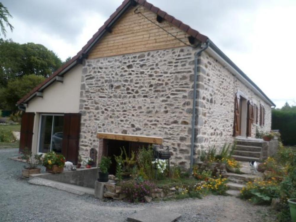 detached house, Nouziers, Creuse