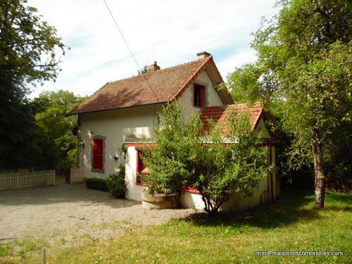 detached house, Cressat, Creuse