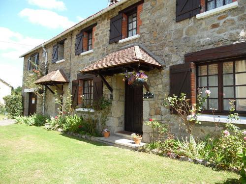 detached house, Charron, Creuse