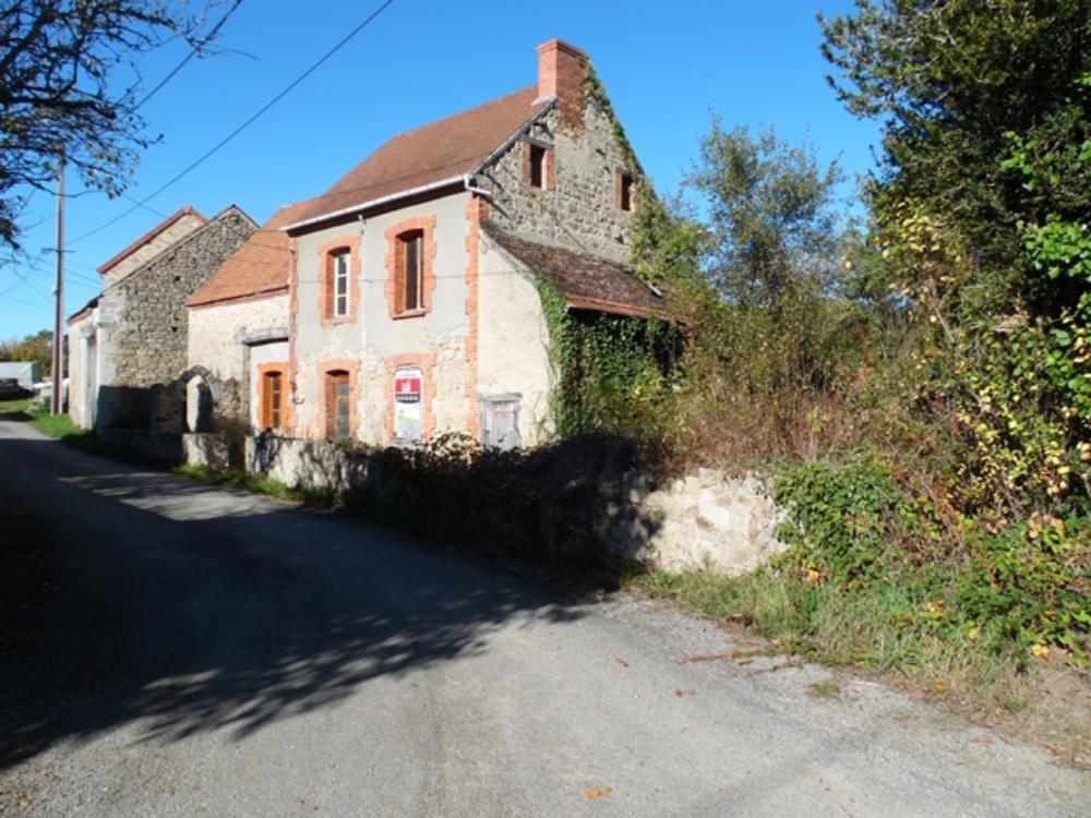 detached house, Sannat, Creuse