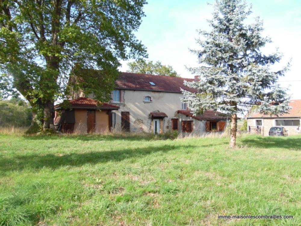 detached house, La Crouzille, Puy-de-Dôme