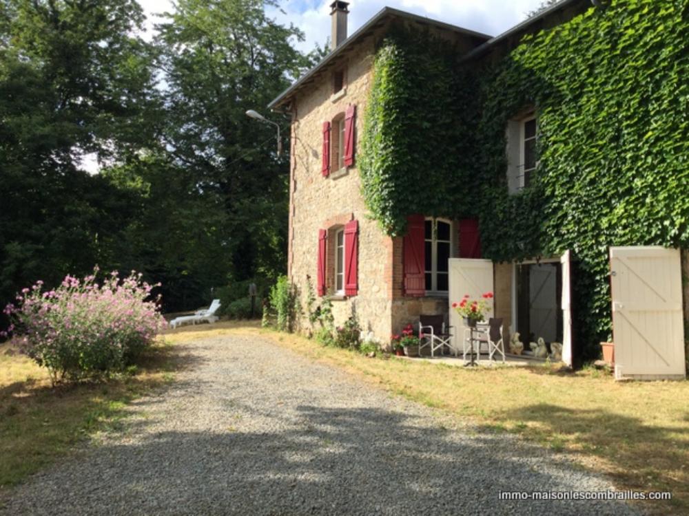 detached house, Châtelus-le-Marcheix, Creuse
