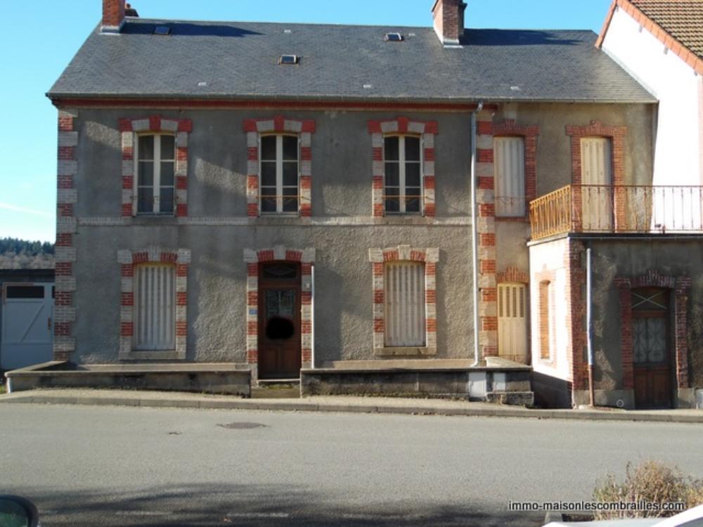 mansion, Felletin, Creuse